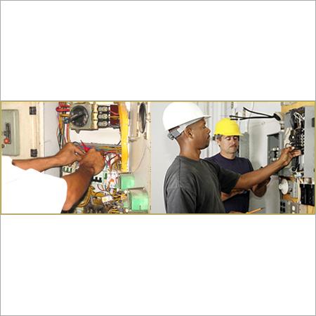 Electrical Work Manpower