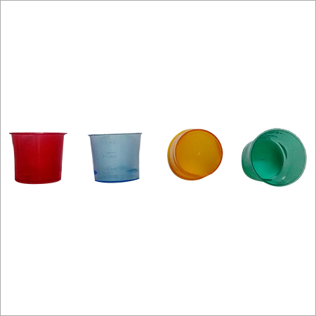 Pharma Plastic Measuring Cups