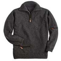 Mens Winter Cardigan