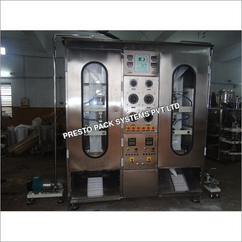 High Speed Oil Pouch Packing Machine