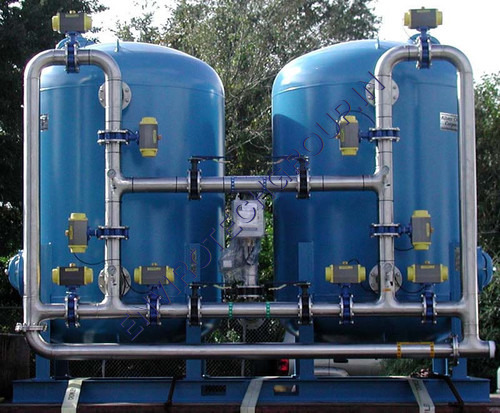 Industrial Filtration Plants
