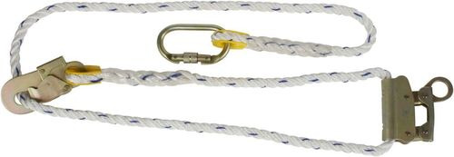 WORK POSITIONING ROPE LANYARD