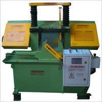 Semi Automatic Band Saw Machine