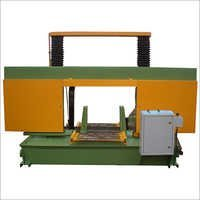 Double Column Horizontal Band Saw Machine