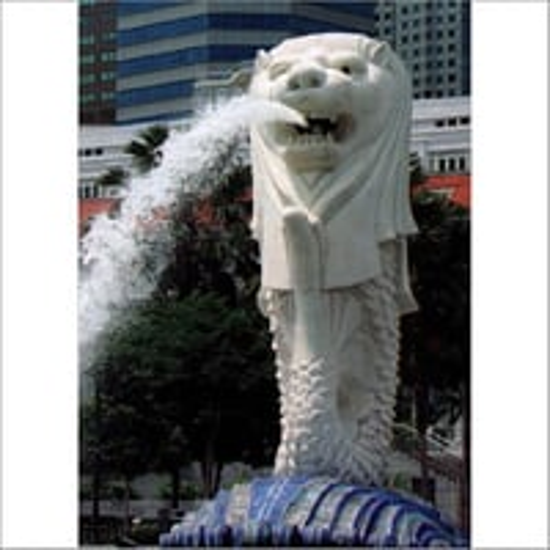 GRC Fountain Statue