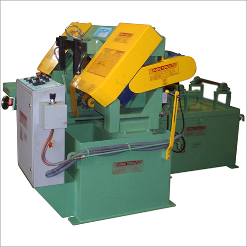 Swing Type Fully Automatic Band Saw Machine