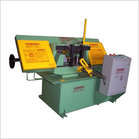 Roll Feed Bandsaw Machine