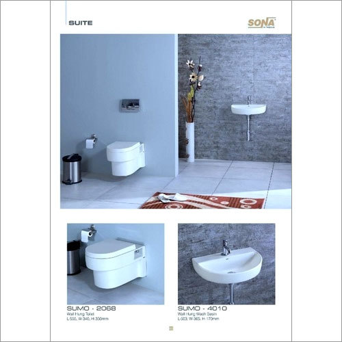 Bathroom Sanitary Ware Suite
