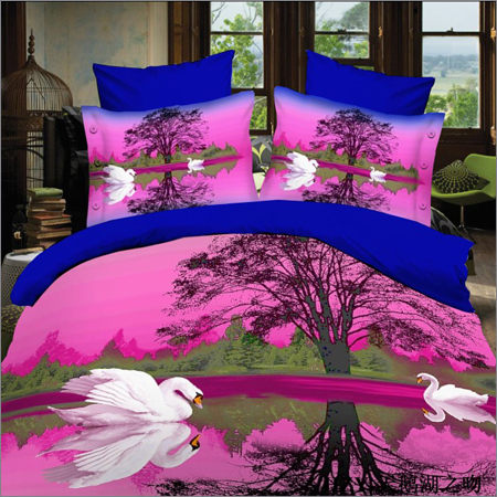Blossom Print Bed Sheet Set