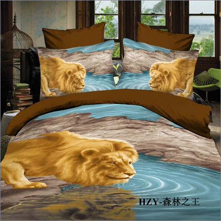 Designer Cotton Bedspread