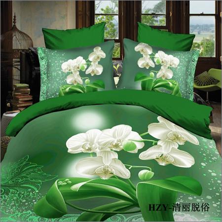 Cotton Printed Bedsheet