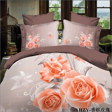 Block Printed Bed Sheets
