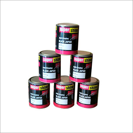 Anti Corrosive Black Paint