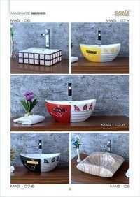 bathroom table top sinks