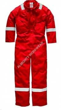 Fire Retardant Pyrovatex Coverall