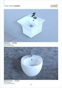 Wall Hung Wash Basin Cabinet