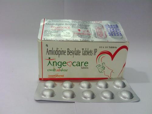 Amlodipine I.P Tablets 5mg