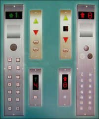 Car Operating Panels