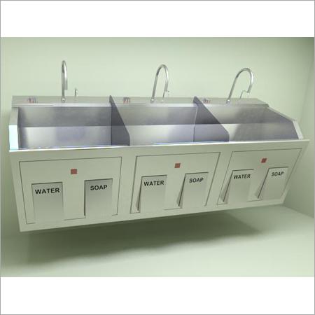 Scrub Sink