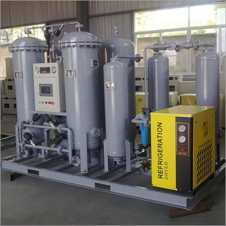 Oxygen Concentrators Generation Plant
