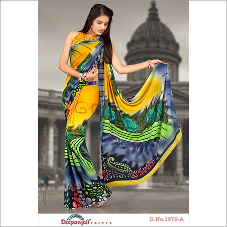 Indian Women Saree