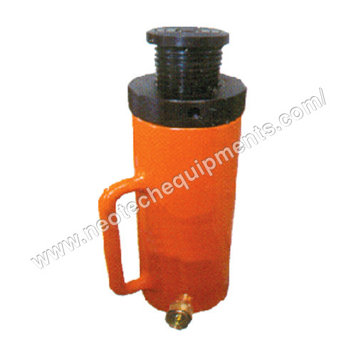 Hydraulic Jack Threaded Ram