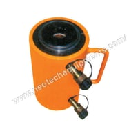 Centre Hole Hydraulic Jack Double Acting