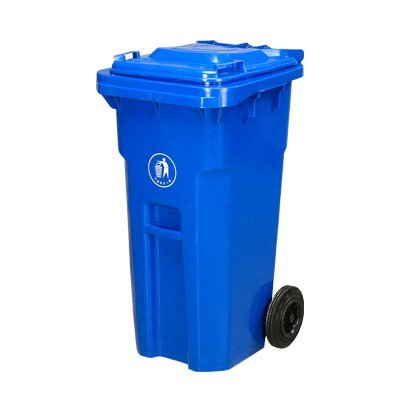 ROTO MOULDED DUSTBIN
