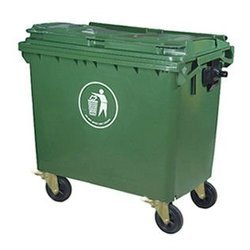 BULK GARBAGE COLLECTION DUSTBIN