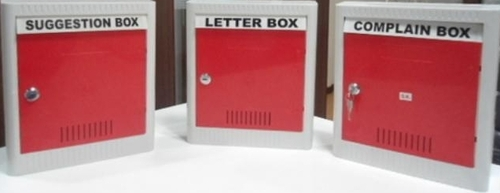 ABS PLASTIC LETTER BOX