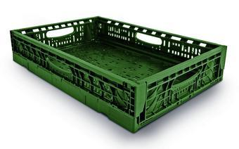 SMALL SIZE FOLDING CRATES