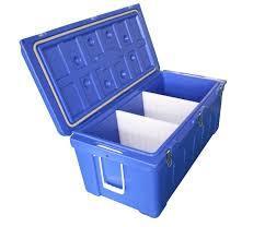 Rotomolded Ice Box