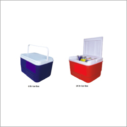 Blow Molded Ice Box