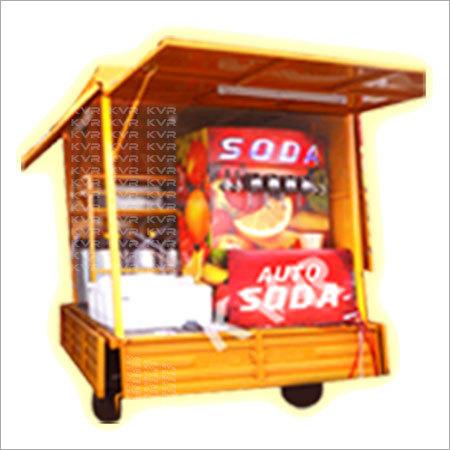 AUTO MODAL SODA MACHINE