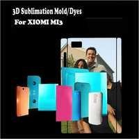 Xiaomi Mi3 Sublimation Cover