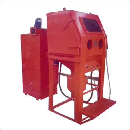 Pressure Blasting Machines