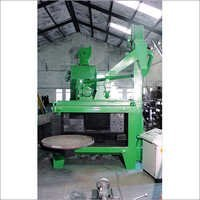 Table Type Shot Blasting Machine