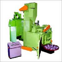 Table Type Blast Machines