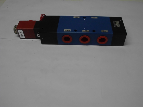 Dunkal type solenoid valve