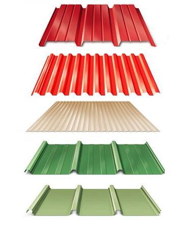 Industrial Ms Roofing Sheets