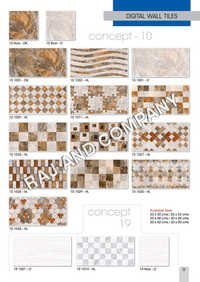 Digital Printed Wall Tiles