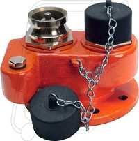 Fire Hydrant 2 Way Inlet Breeching Valve