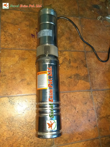 MNRE Dc Powered Submersible Water Pump