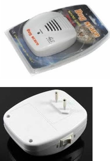 BugScare Electronic Rodent Repeller (Modep No.237)