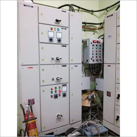 Electric Power Panel Fabrication Service