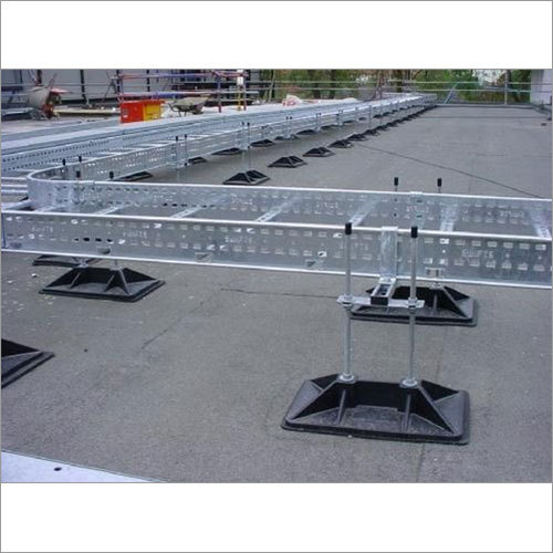 Cable Tray Support Structure