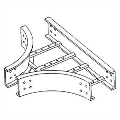 Horizontal Tee Cable Tray