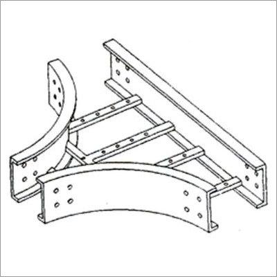 Horizontal Tee Cable Tray