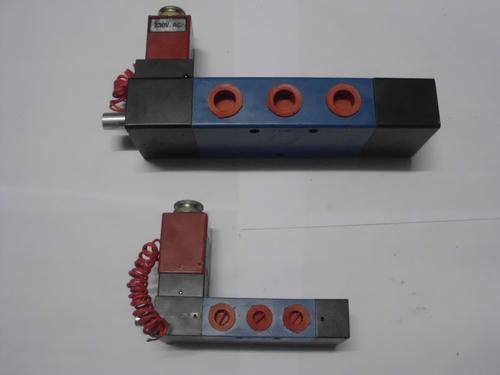 5/2,3/2 single solenoid valve