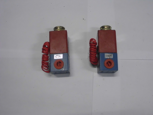 Direct acting solenoid valve 2 way & D.A solenoid